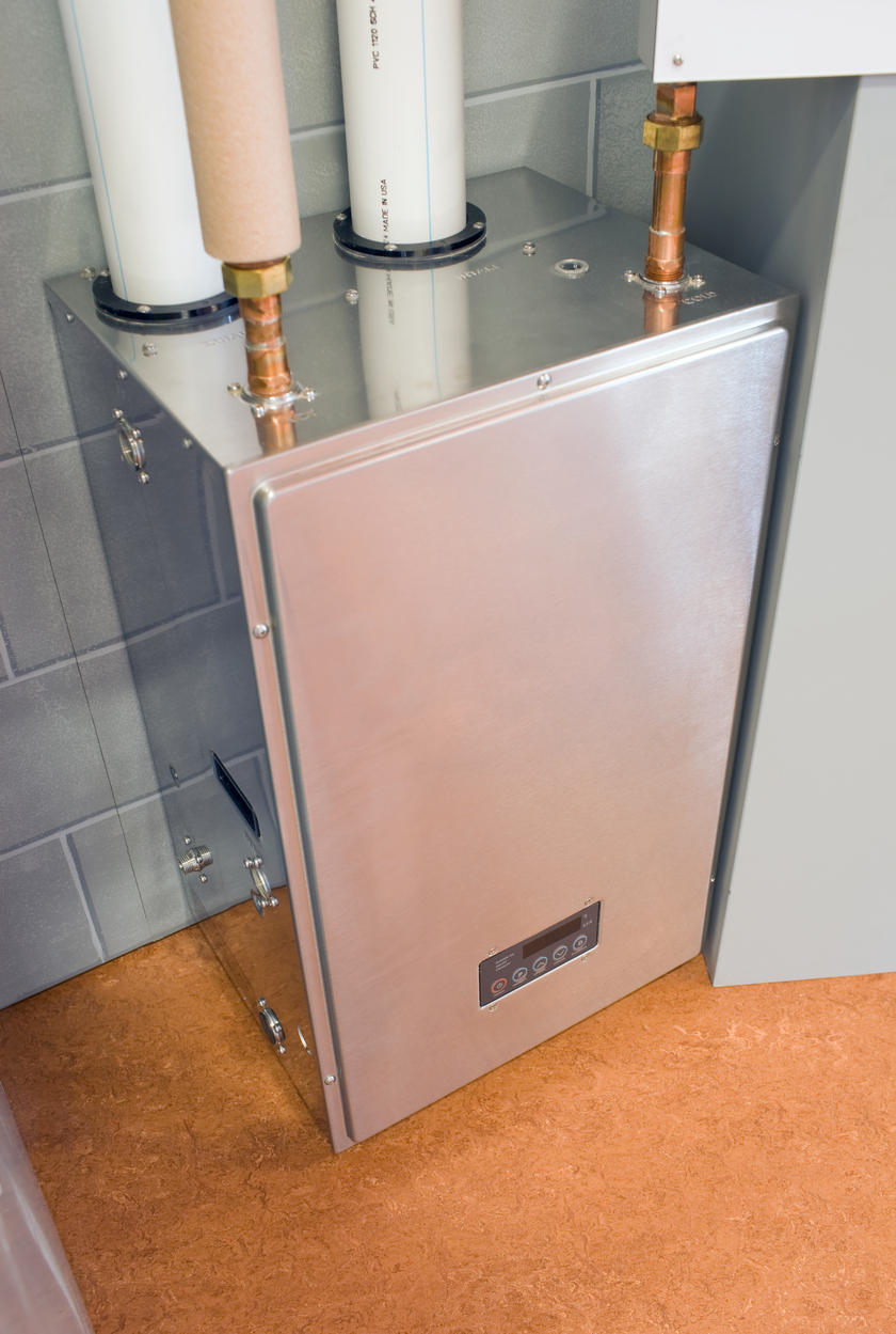 Standard vs. Tankless Water Heaters