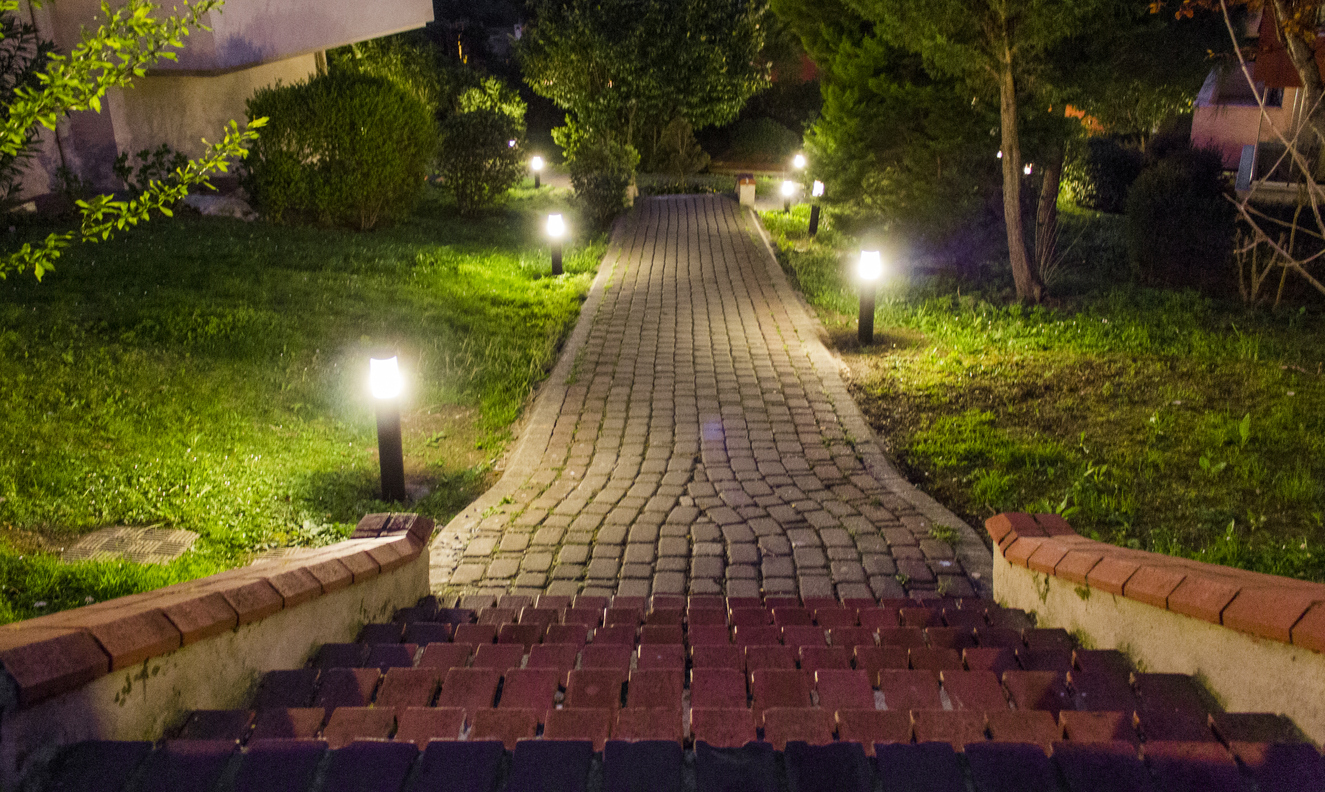 Brighten Your Home with Landscape Lighting